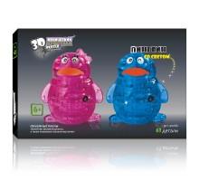 3D Crystal Puzzle Пингвин XL Светильник 9008A