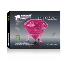 3D Crystal Puzzle Кристал L 9011