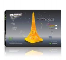 3D Crystal Puzzle Эйфелева Башня на подставке 9035A