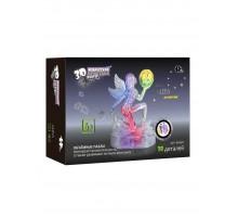 3D Crystal Puzzle Знаки Зодиака Дева со светом  (9043A)