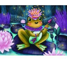 Набор пазлов Царевна лягушка