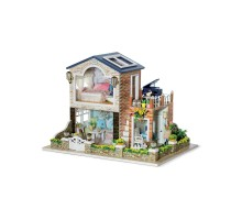 Румбокс Интерьерный конструктор Hobby Day DIY MiniHouse, Сountry Village, 13839