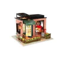 Румбокс Интерьерный конструктор Hobby Day DIY MiniHouse, Книжный магазин, C008