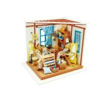 Румбокс Интерьерный конструктор Hobby Day DIY MiniHouse, Ателье, DG101