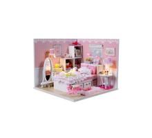 Румбокс Интерьерный конструктор Hobby Day DIY MiniHouse, Комната маленькой принцессы, M001