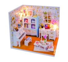 Румбокс Интерьерный конструктор Hobby Day DIY MiniHouse, Комната Александры, M011