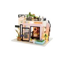 Румбокс Интерьерный конструктор Hobby Day DIY MiniHouse, Студия звукозаписи, M903