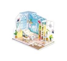Румбокс Интерьерный конструктор Hobby Day DIY MiniHouse, Летний сон, S922